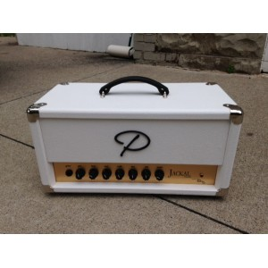 SOLD! Jackal 18w in white cab