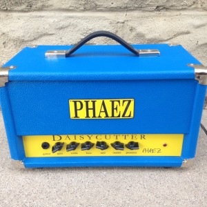 25W Daisycutter in Blue Cab