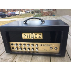 22W Duo Asheville Modded Plexi SOLD